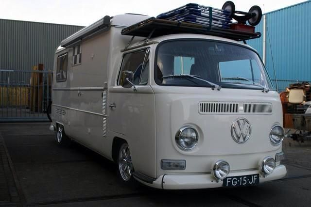 Awesome camper.