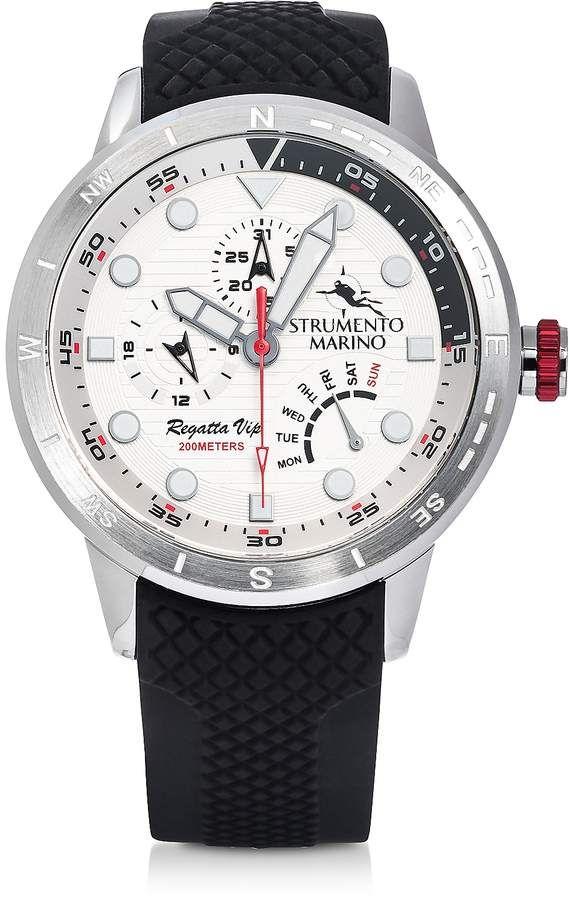 Strumento Marino Regatta Vip Stainless Steel Watch ...