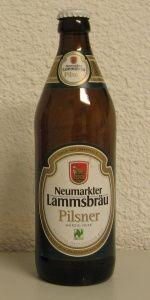 Neumarkter Lammsbräu Pilsner - Neumarkter Lammsbräu - Neumarkt, Germany - BeerAdvocate