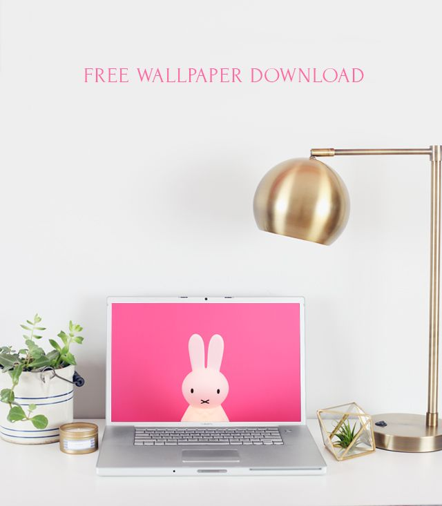 Free Wallpaper Download Some Bunny Loves You