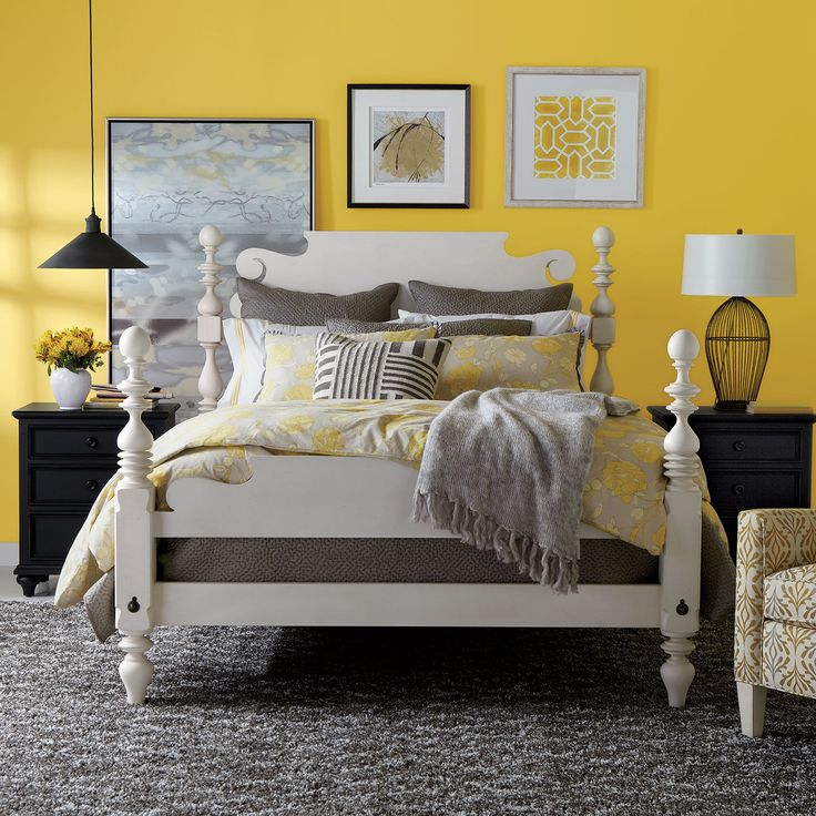 53 best ethan allen painted furniture images on for K michelle bedroom furniture