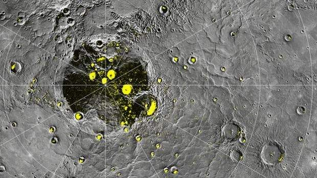 NASA noticed something strange on the surface of Mercury. Scientists Hypothesis is surprising.