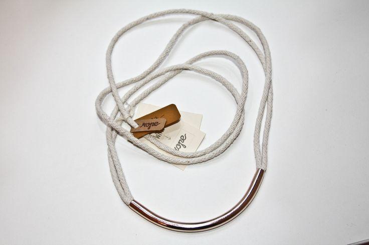 náhrdelník Rope