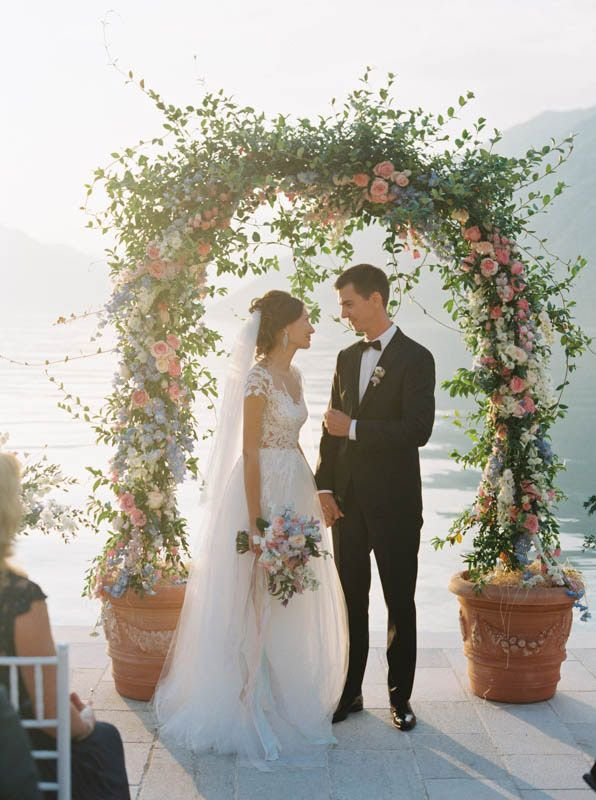 Sonya & Nikita wedding in Kotor bay, Montenegro