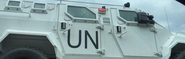 """Mysterie rond militaire voertuigen VN in Virginia wordt groter: """"Ze zijn niet van ons!"""" - http://www.ninefornews.nl/mysterie-rond-militaire-voertuigen-vn-in-virginia-wordt-groter-ze-zijn-niet-van-ons/"""