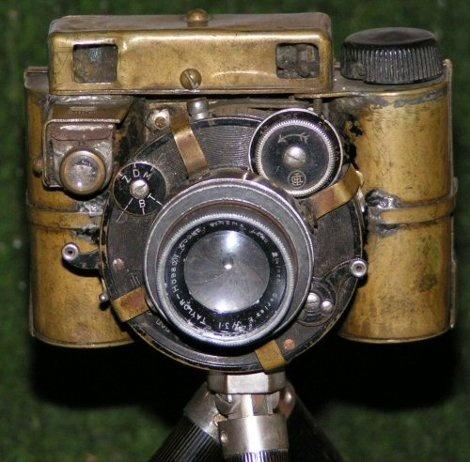 Steam Punk Camera