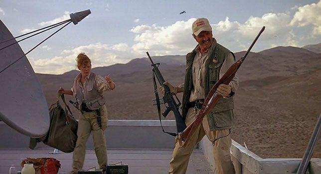 Guns (1990) - Internet Movie Firearms Database - Guns in