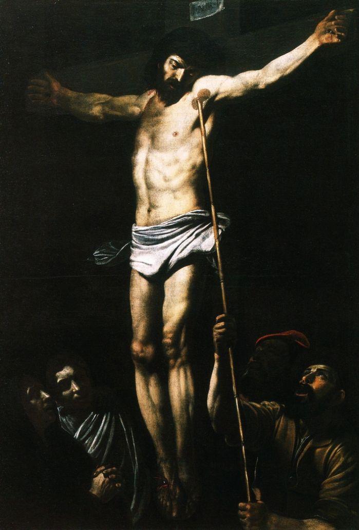 Giovanni Battista Caracciolo, detto il Battistello - Crocifissione - 1610