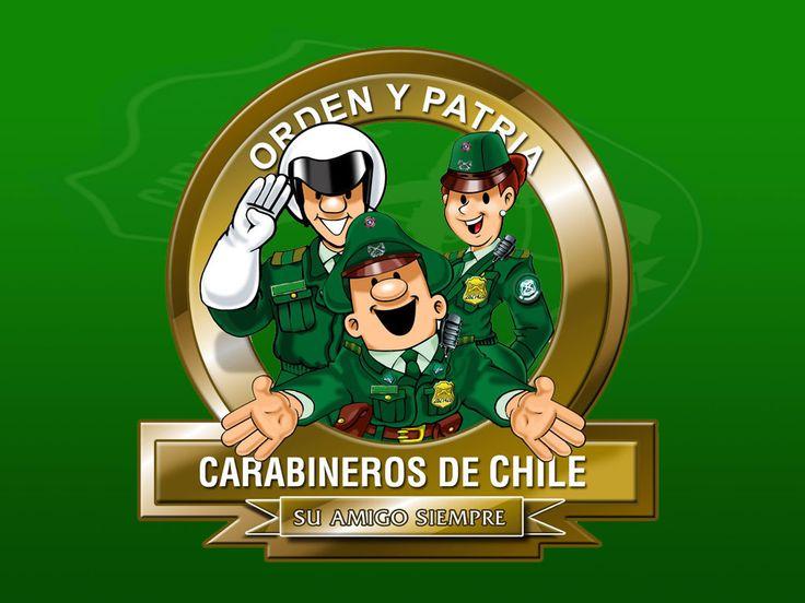 Carabineros de Chile...^^;