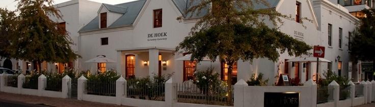 De Hoek Manor Guest House, Stellenbosch, South Africa