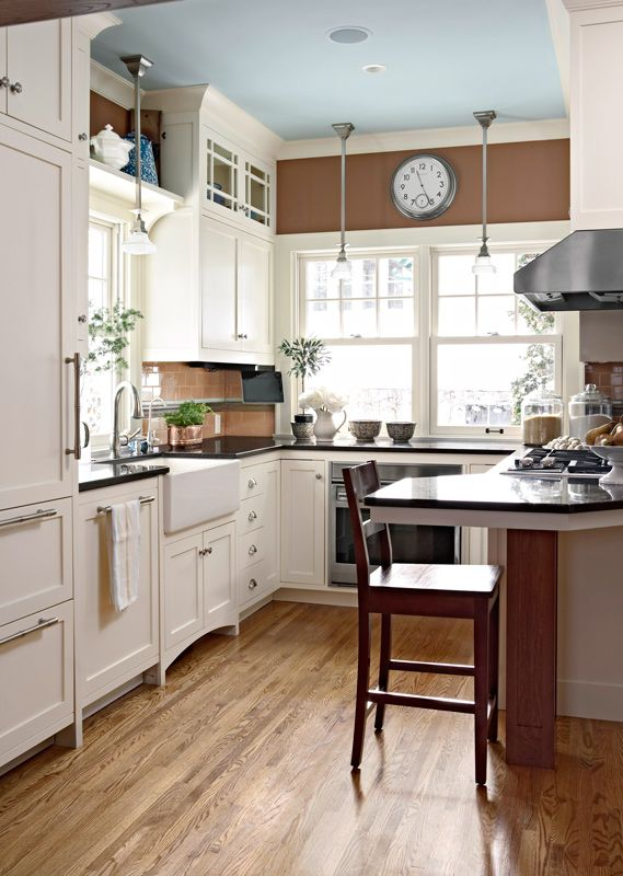 Add A Pantry To A Small Kitchen Image Images About Kitchens Pantrys On Pinterest Transitional Kitchen