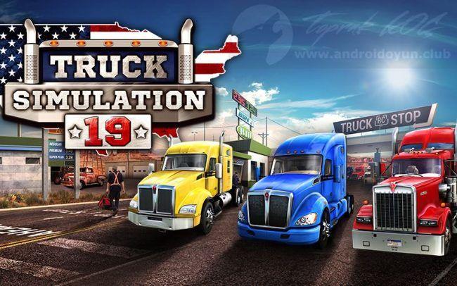 Truck Simulation 19 v0 5 MOD APK - FULL HACKS   Android
