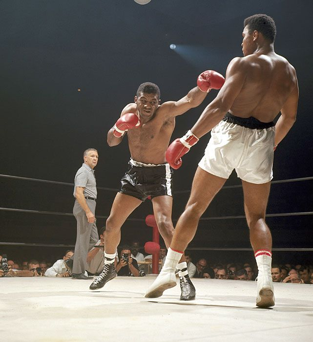 """Floyd Patterson refused to call Ali, 'Ali'. He kept referring to him as Cassius Clay. This infuriated Ali so much that he didn't just beat Patterson, he destroyed him, punishing him round after round and constantly shouting in Patterson's face, """"What's my name?! What's my NAME?!"""""""
