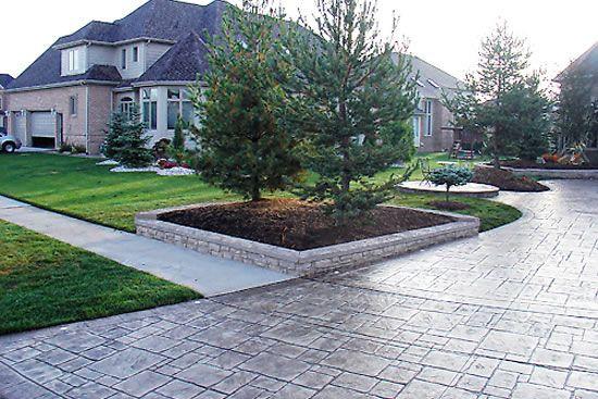 Best 25 Cement Driveway Ideas On Pinterest Diy Concrete