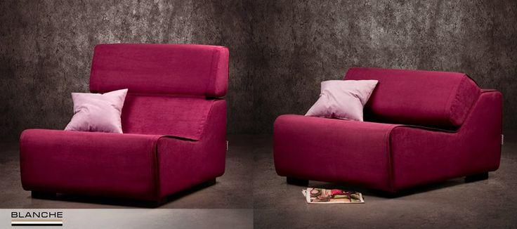 Лаунж кресло RIA с удобной откидной спинкой сочетает в себе не только современный подход к дизайну, но и функциональный. Даная модель проектировалось для использования как в жилых, так и в коммерческих помещениях. Серия RIA, в качестве отдельно стоящего кресла или же дивана из нескольких модулей, станет ярким акцентом в холле гостиницы, ресторане или в жилой гостиной.