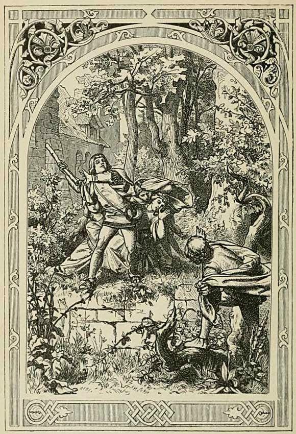 Anton Von Werner - 1883. Visit: http://illustrationsvp.blogspot.com