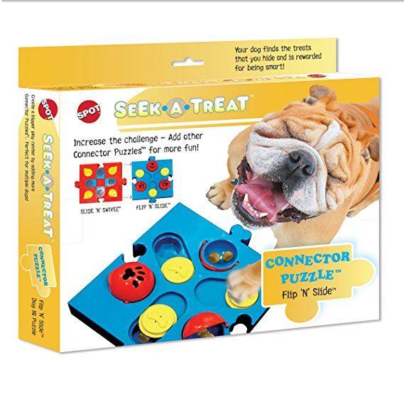 Pet Supplies Ethical Pets Spot Seek A Treat Flip N Slide Treat