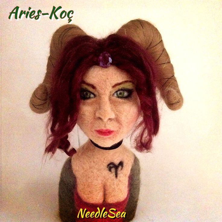 Aries by NEEDLESEA