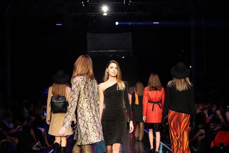İzmir Fashion Week 2015 Spazio Defile