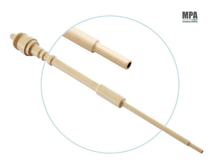 Пластиковые иглы Peek для оборудования Bausch-Stroebel by MPA