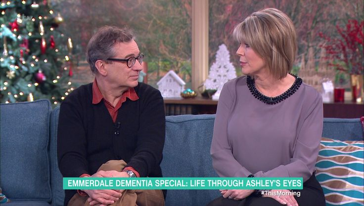 """I'm very sad to be leaving Emmerdale"" says John Middleton - the ITV soap to air special Ashley dementia episode tonight"