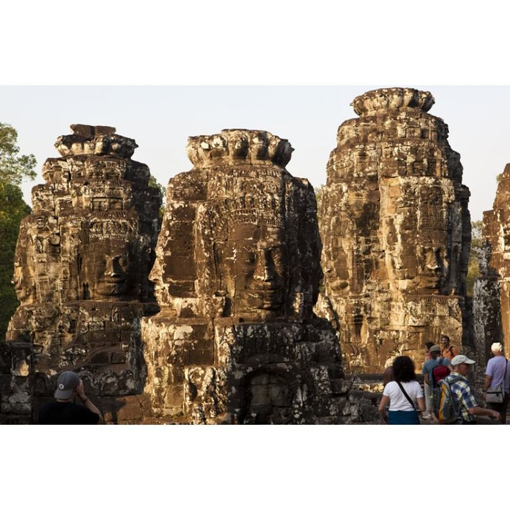 Dori Moreno Photography - The Bayon