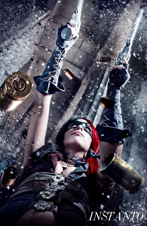 Harley Quinn Injustice Cosplay