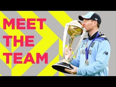 Meet The World Cup Winners Cricket World Cup 2019 Youtube England Team Cricket World Cup World Cup Winners World Cup Final