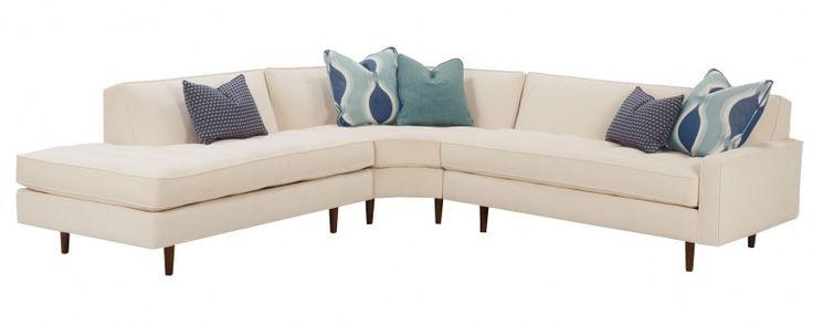 Danish Modern Sectional Sofa