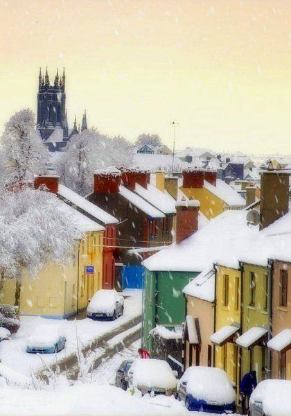 Maudlin Street ~ Kilkenny City, Ireland | Edward Dullard Photography...✈...