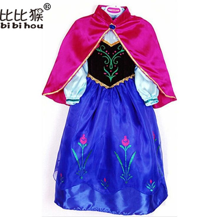 2017 Girls Anna Elsa Cinderella Dresses Children Kids Xmas Baby Clothing Child Costume Dresses Princess Party Clothes Vestido #>=#>=#>=#>=#> Click on the pin to check out discount price, color, size, shipping, etc. Save and like it!