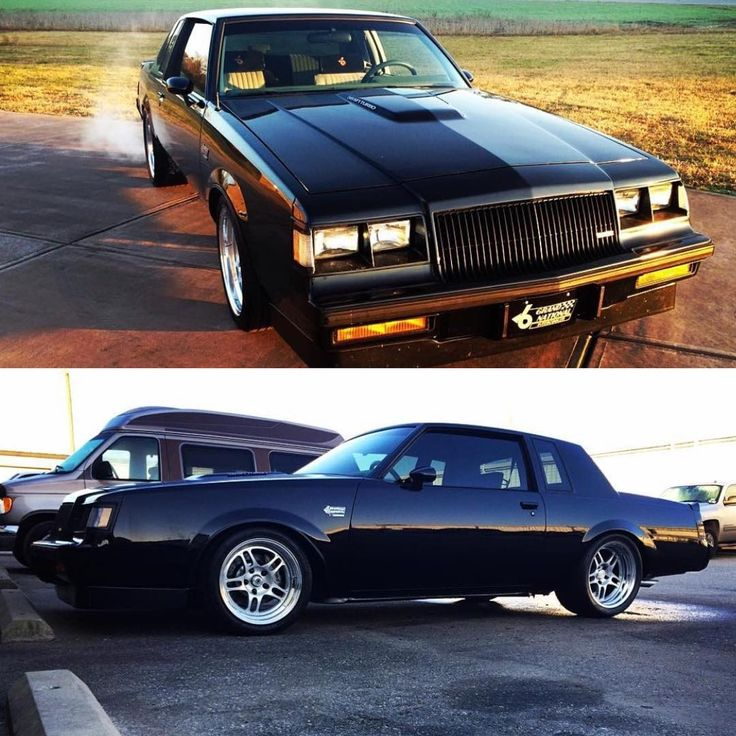 Buick Regal T Type For Sale: 131 Best Buick Grand National & T-type Images On Pinterest