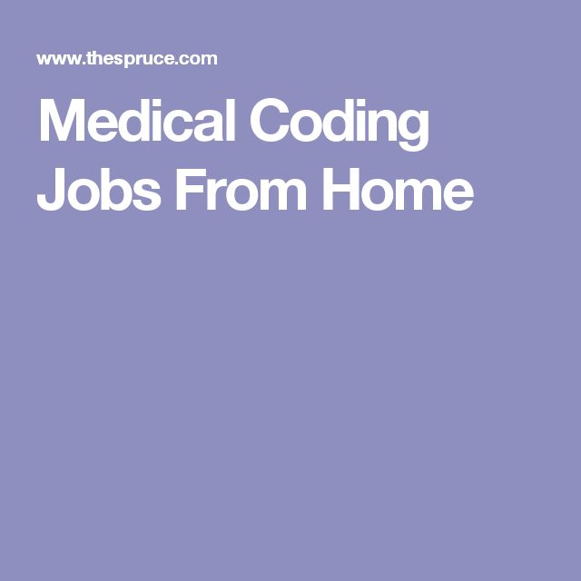Medical Coding Jobs From Home