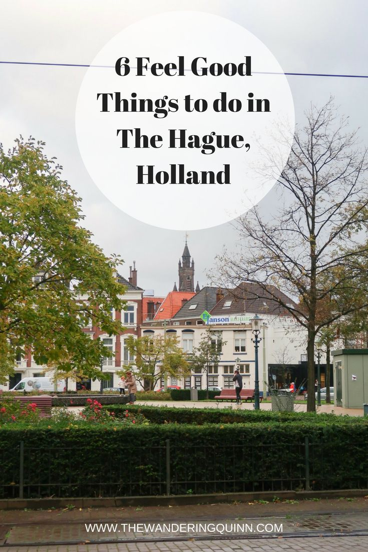 6 Feel Good Things to do in The Hague in Holland! The Hague is a beautiful city full of things to do, in particular independent shops, healthy cafes, yoga studios and the peace palace which means you can visit The Hague and feel good in the activities you are participating in and the places you are seeing. #thehague #denhaag #visitholland #yoga #shopping
