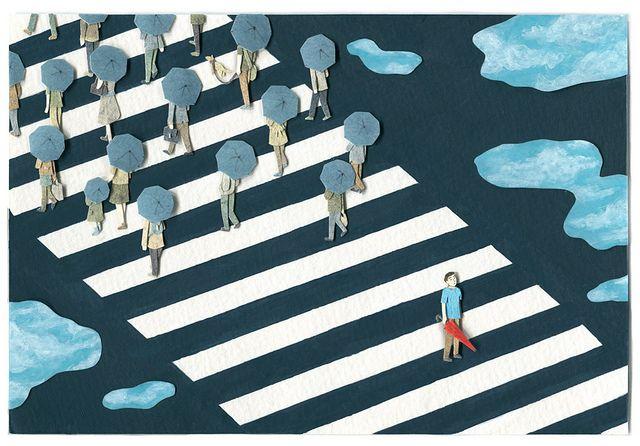 Miki Sato, Crosswalk.