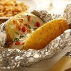 18 gepofte aardappelen uit de oven (pittig)
