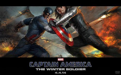 Capitán América: El soldado de invierno - Estreno destacado  http://elblogdeviper.es/