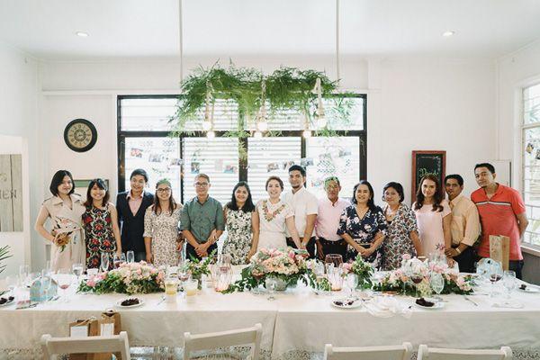 Civil Wedding In A Restaurant Philippines Wedding Blog Civil Wedding Restaurant Wedding Receptions Restaurant Wedding