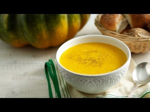 Pumpkin Soup - Marco Pierre White recipe video for Knorr