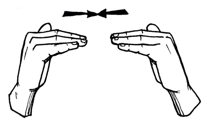 "Equality >> ASL sign for ""equal"" - equal / equality 