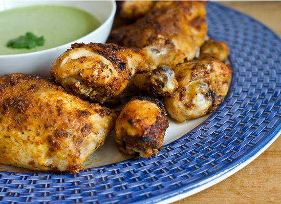 S 26, L 10. Pollo a la bras a (Peruvian grilled chicken)