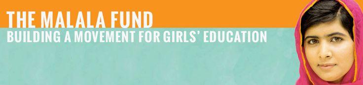 Blog   The Malala Fund