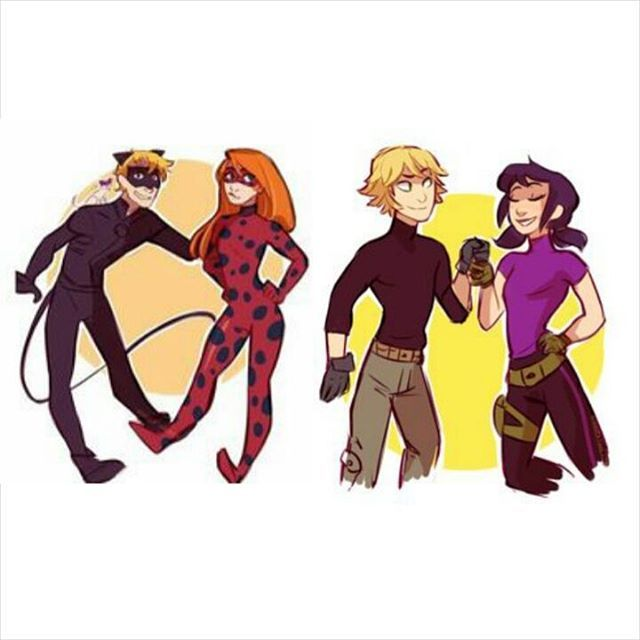 I'm glad so many ppl have watched Kim Possible, plus this crossover is lit
