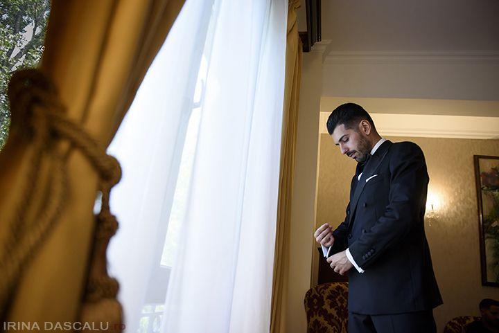Fotografii Nunta - Irina Dascalu Wedding Photographer - Groom getting ready