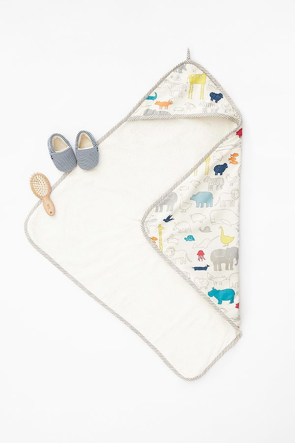 Noah\'s Ark Hooded Towel | Gifts for The New Baby | Pinterest | Bebe ...