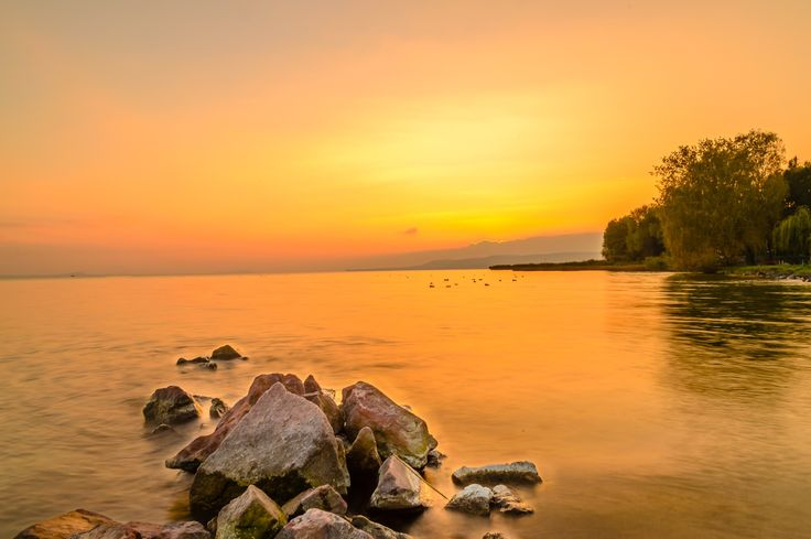 At the shore by Szabolcs Sélley on 500px