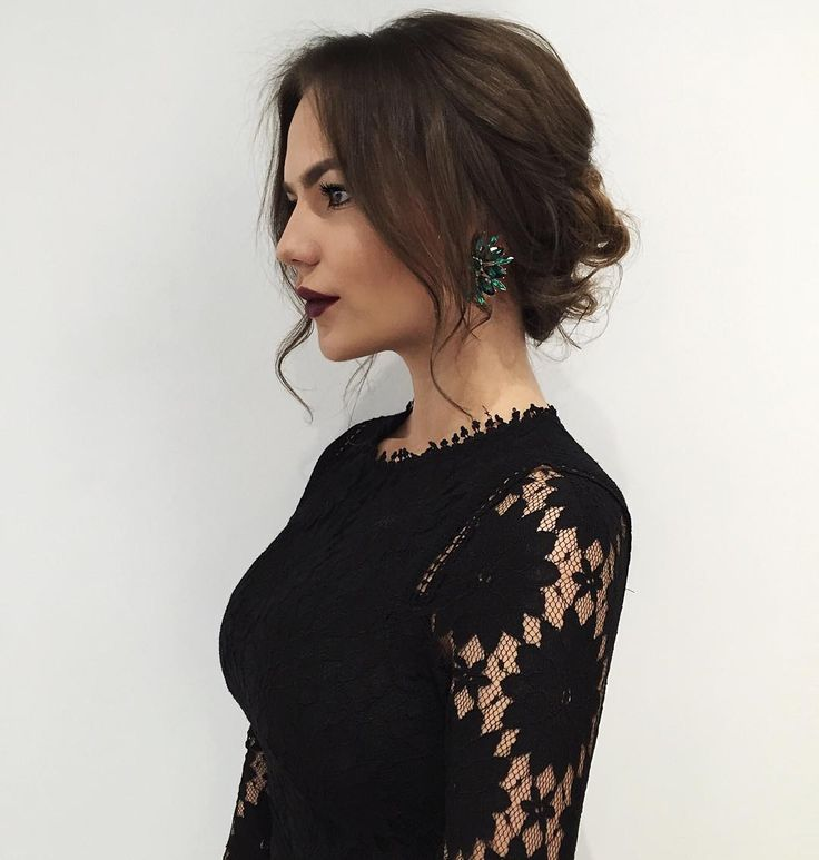 Best 25 Loose Updo Ideas On Pinterest Bridesmaid Hair Messy Updo And Low Updo