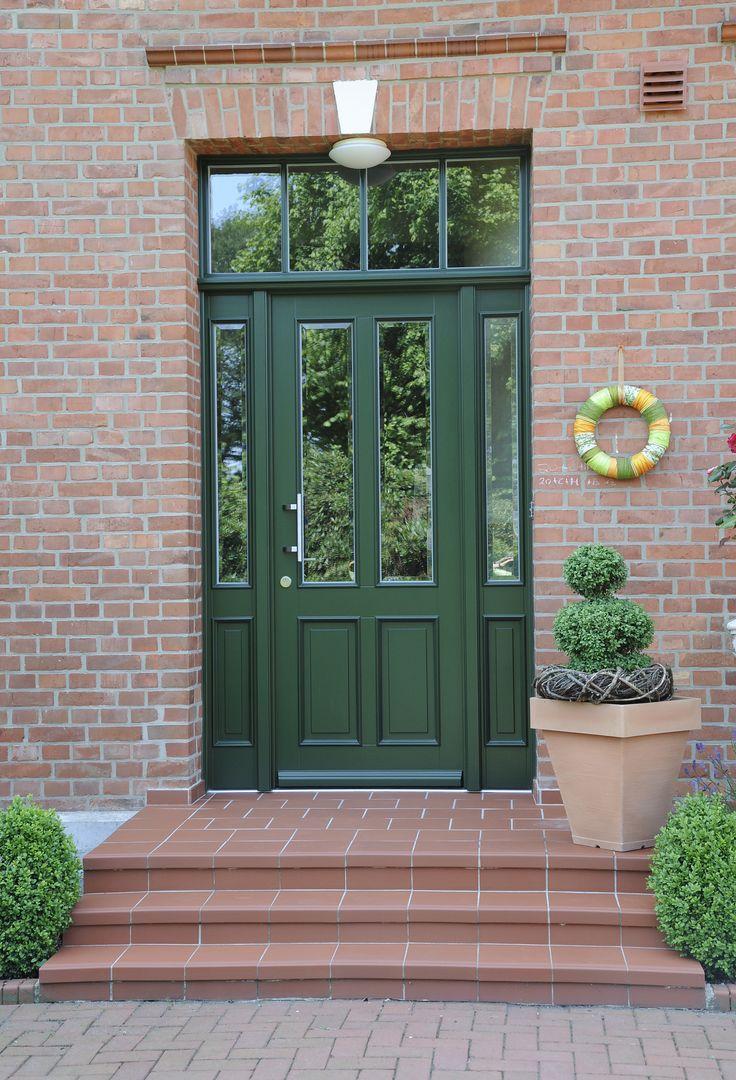 Haustür glas sprossen  Die besten 25+ Tür mit glas Ideen nur auf Pinterest | Hauseingang ...
