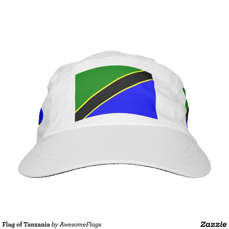 Flag of Tanzania Hat