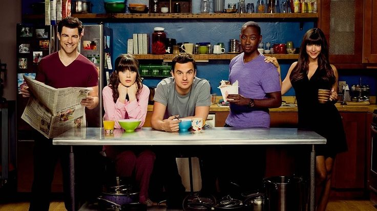 Seriado: New girl